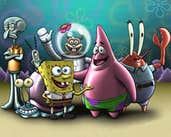Play SpongeBob Friends Memory