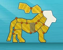 Play Shape Fold Animals