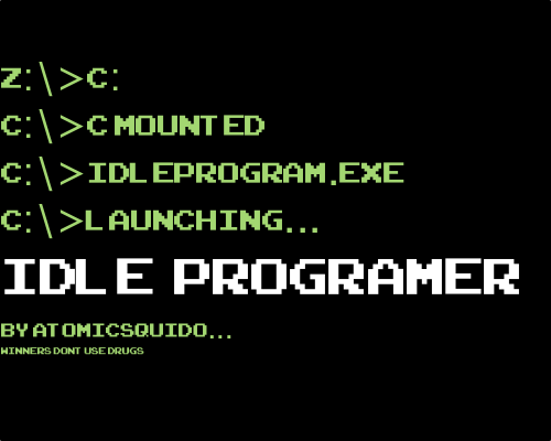 Play Idle Programer