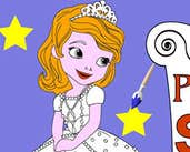 Play Coloring Princess Sofia