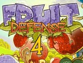 Play Fruit Defense 4