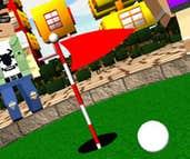 Play Mini Golf Cube World