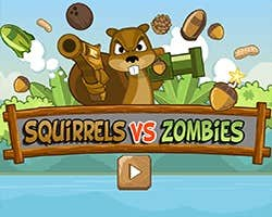 Play squirrels vs zombies