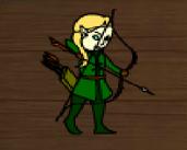 Play Elf gems idle