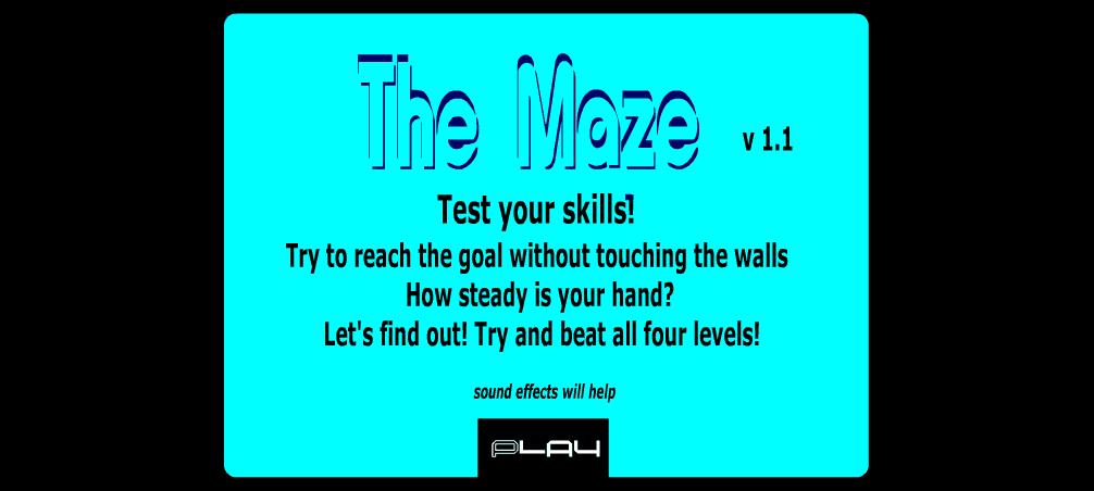 Play Mr Maze Prank