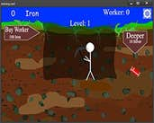 Play Sticky Idle Digger