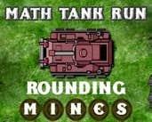 Play Math Tank Run Rounding