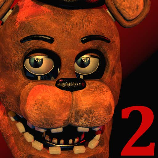 Play  Five Nights at Freddy's 2 Hacked