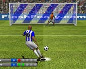 Play Penalty Fever 3d - Brazil