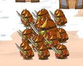 Play Monster Warriors 2