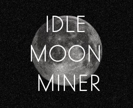 Play idle moon miner