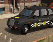 Play English Cab 3D Parking