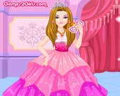 Play Barbie Super Sparkle Dress Up