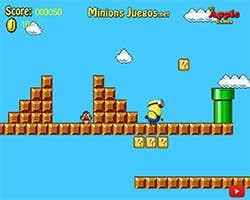 Play Minions Bros World