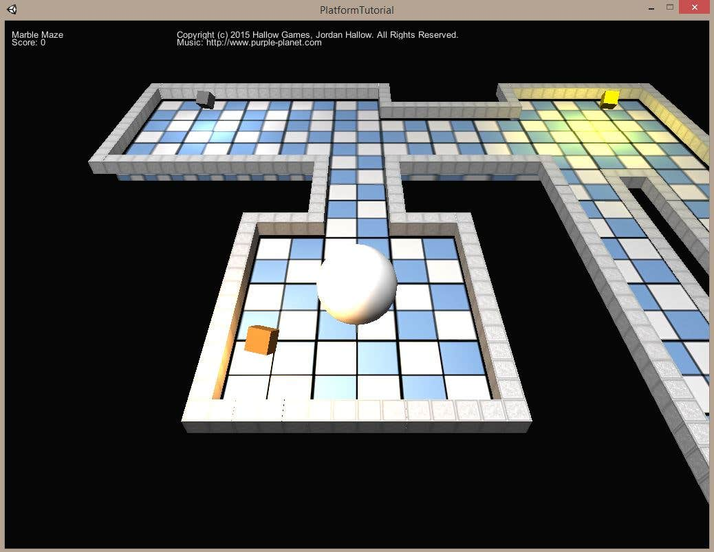 Play Marble Maze