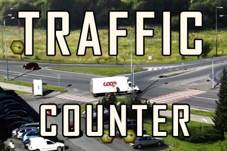Play Traffic Counter