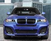Play BMW X6 Jigsaw
