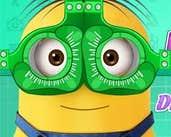 Play Minion At Eye Clinic