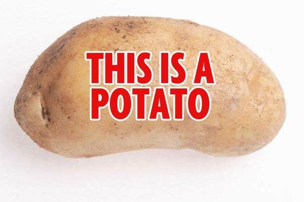 Play Mr. Potato Simulator 2015