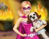 Play Barbie Superhero Pet Rescue 2