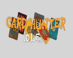 Play Card hunter idle