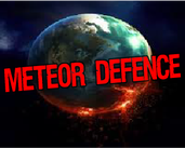 Play Meteor Defence