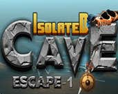 Play Isolated cave escape 1