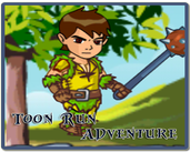Play TOON RUN ADVENTURE