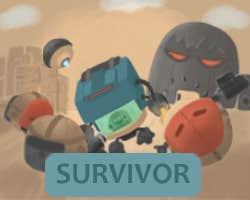 Play Survivor: Mission D
