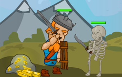 Play Kingslayer quest
