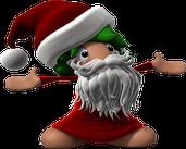 Play Holiday/Christmas Lemmings
