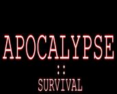 Play Apocalypse::Survival