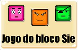 Play jogo do bloco sie