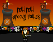 Play Pew Pew Spooky Tower