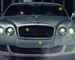 Play Bentley Hidden Tires