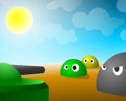 Play Circular Tank