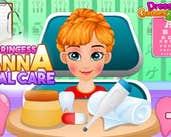 Play Princess Anna Oral Care