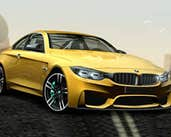 Play BMW M4 F80 Puzzle