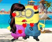 Play Minions Kissing