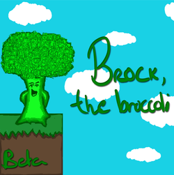 Play Brock, the Broccoli BETA 1.2