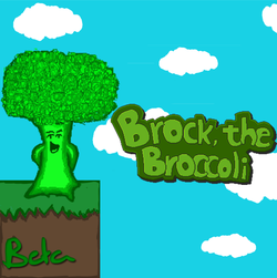 Play Brock, the Broccoli BETA 1.4