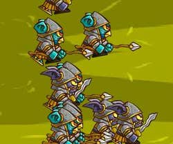 Play Monster War Zone 5