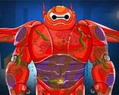 Play  Baymax Armor Maintenance