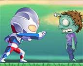 Play Ultraman VS Alien Zombies