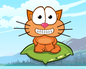 Play Cat around the world - Alipne Lakes