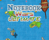 Play Notebook Wars U WebV