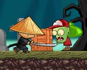 Play Ninja Kid vs Zombies