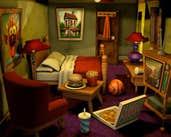 Play Hidden Objects Bedroom