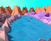 Play Simplistic Hills