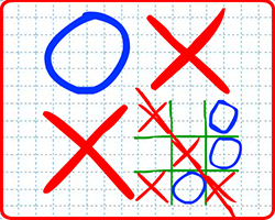 Play Strategic Tic-Tac-Toe